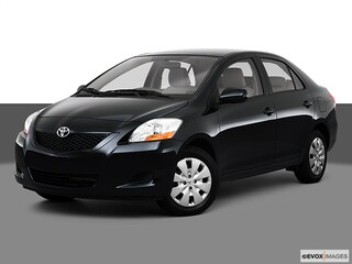 2010 Toyota Yaris Base Sedan