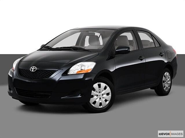 Used 2010 Toyota Yaris Sedan Base For Sale In North Brunswick Township Nj Stock Btk0148