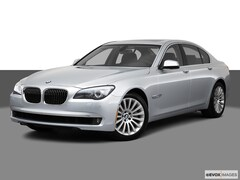 2011 BMW 7 Series 750i xDrive Sedan