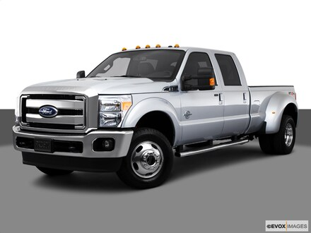2011 Ford F-350SD King Ranch Truck