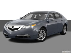Used 2011 Acura TL 5-Speed AT with Tech Package Sedan for sale in  Hampton VA