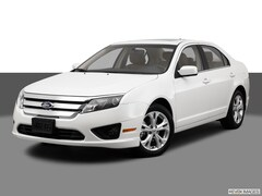 Used 2012 Ford Fusion SE Sedan 3FAHP0HG4CR216542 for Sale in Corydon, IN