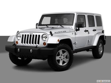 2012 Jeep Wrangler Unlimited (3.6L)