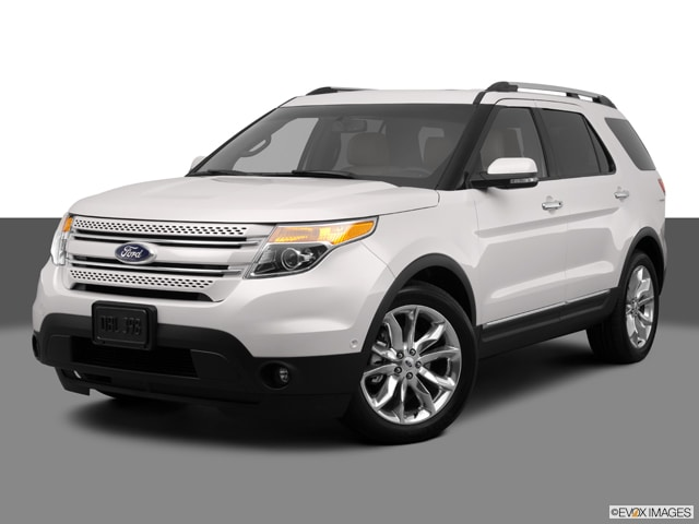 2012 Ford Explorer SUV