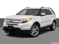 Used 2012 Ford Explorer Limited SUV 1FMHK7F90CGA39061 in Meridian, MS