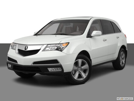 Featured Used 2012 Acura MDX 3.7L Technology Pkg w/Entertainment Pkg SUV for sale near you in Roanoke, VA