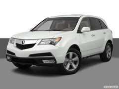 used 2012 Acura MDX Technology SH-AWD SUV for sale in wallingford connecticut