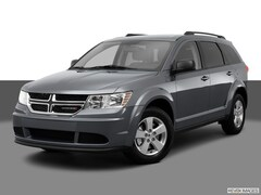 2013 Dodge Journey SE Front-wheel Drive SUV