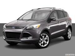 Used 2013 Ford Escape Titanium 4WD SUV 1FMCU9J97DUD48648 in Redding, CA
