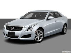 Used 2013 CADILLAC ATS For Sale in Hettinger