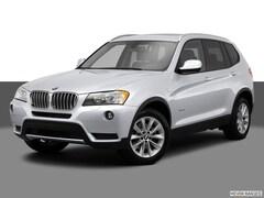 2014 BMW X3 AWD  xDrive28i