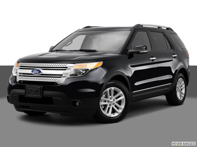 Used 2014 Ford Explorer XLT SUV for sale in Houston