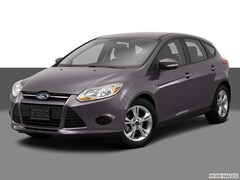 Bargain Used 2014 Ford Focus SE Hatchback 1FADP3K29EL136328 for Sale in Boardman, OH
