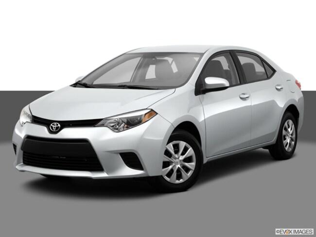 Used vehicle 2014 Toyota Corolla L Sedan for sale near you in Stafford, VA