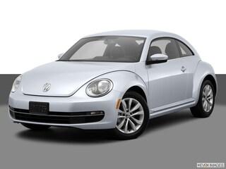 2014 Volkswagen Beetle 2.5L Entry w/PZEV Hatchback