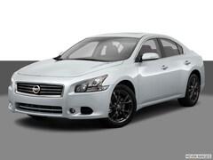 2014 Nissan Maxima 3.5 S Sedan