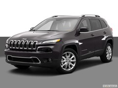 2014 Jeep Cherokee FWD 4dr Limited Sport Utility