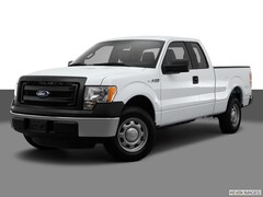 Buy a 2014 Ford F-150 XLT 2WD SuperCab 145 XLT in LaBelle, FL