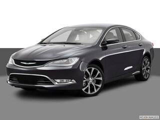 Used 2015 Chrysler 200 C Sedan 111111 for sale in Johnstown, PA