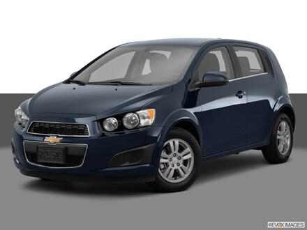 2015 Chevrolet Sonic 5dr HB Auto LT Car