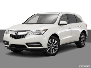 Used 2016 Acura MDX 3.5L w/Technology SUV for sale near you in Roanoke VA