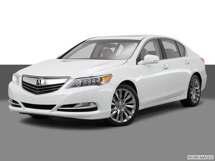 Used 2016 Acura RLX Sedan in West Chester, PA