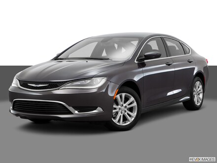 Featured Used 2016 Chrysler 200 Limited Sedan for Sale in Cottage Grove, OR