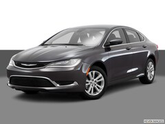 Used 2016 Chrysler 200 Limited Sedan near Dayton