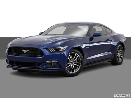 2016 Ford Mustang GT Fastback GT