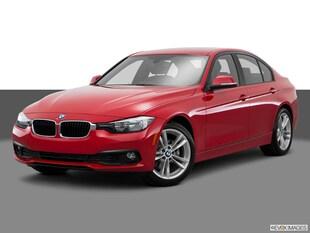2016 BMW 320i 320i Sedan