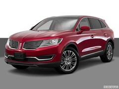 Used 2016 Lincoln MKX Reserve Sport Utility