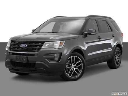 2017 Ford Explorer Sport Sport Utility