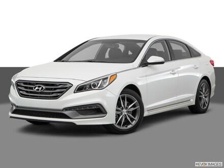 2017 Hyundai Sonata Sport 2.0T Sedan