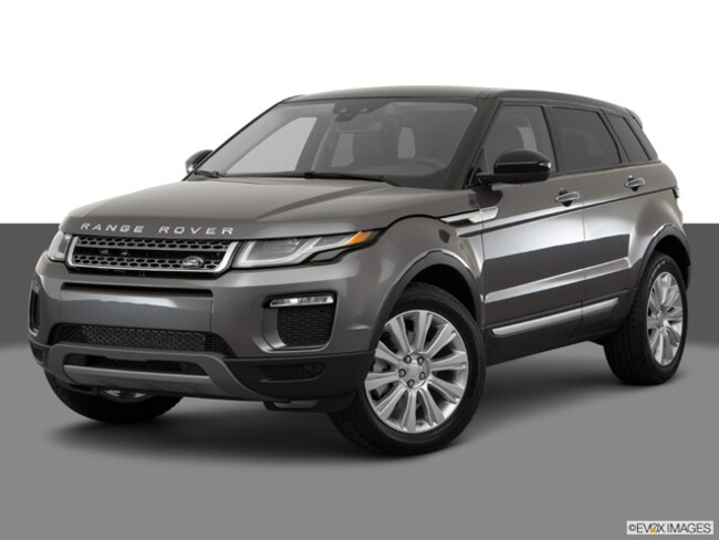 Used 2017 Land Rover Range Rover Evoque HSE SUV for sale in Irondale, AL