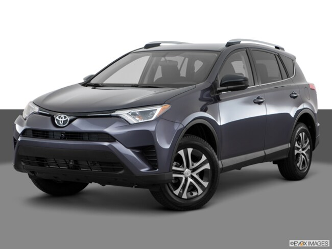 Used vehicle 2017 Toyota RAV4 LE SUV for sale near you in Stafford, VA