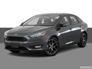 2017 Ford Focus SEL Car