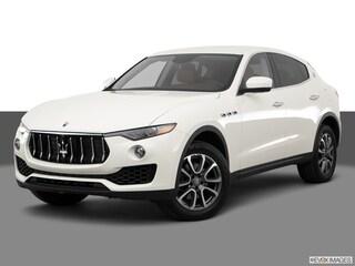 Pre-Owned 2017 Maserati Levante SUV for sale near you in Wayland, MA