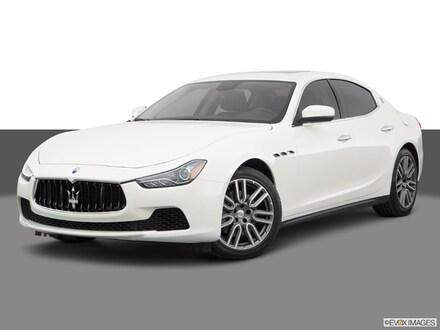 2017 Maserati Ghibli Base Sedan