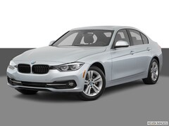 Used 2017 BMW 3 Series 328D Sedan 4D for sale in Visalia, CA