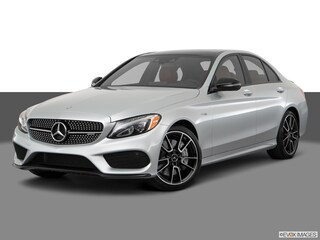 2018 Mercedes-Benz C-Class AMG C 43 4matic Sedan