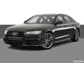 2018 Audi S6 Premium Plus Premium Plus 4.0 TFSI