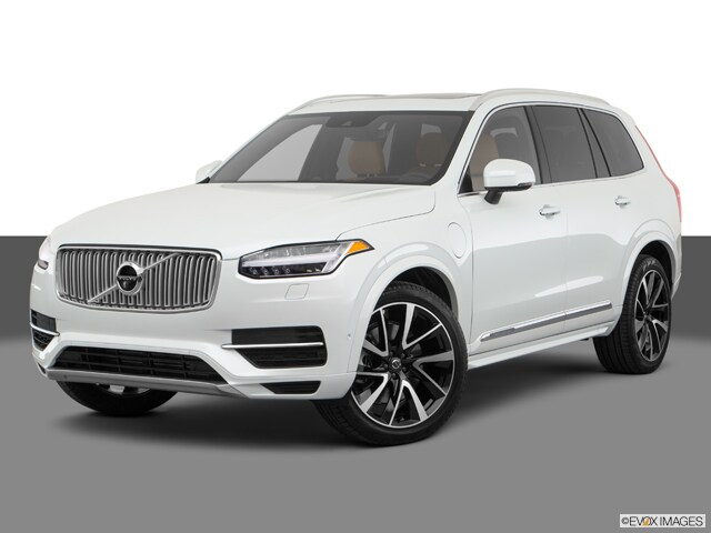 2018 Volvo XC90 T8 Eawd Plug-In Hybrid 7-Passenger Inscription suv