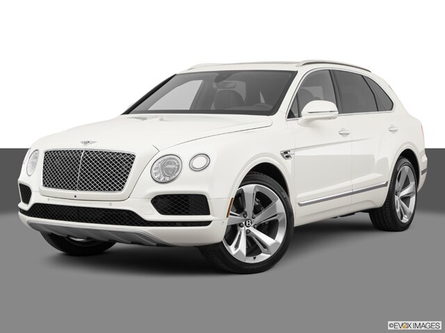 2018 Bentley Bentayga W12 Signature W12 Signature AWD