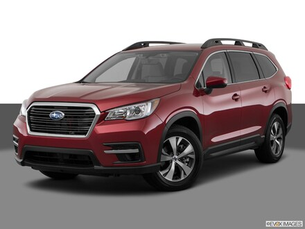 Featured Used 2019 Subaru Ascent Premium 8-Passenger SUV for Sale in Bryan, TX