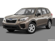 2019 Subaru Forester Base Model SUV