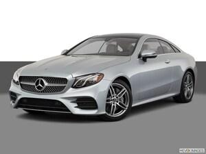 2019 Mercedes-Benz E-Class E 450 Coupe