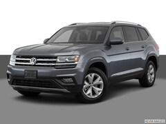 2019 Volkswagen Atlas 3.6L V6 SE w/Technology 3.6L V6 SE w/Technology 4MOTION