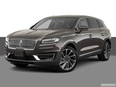 Used 2019 Lincoln Nautilus Reserve Sport Utility