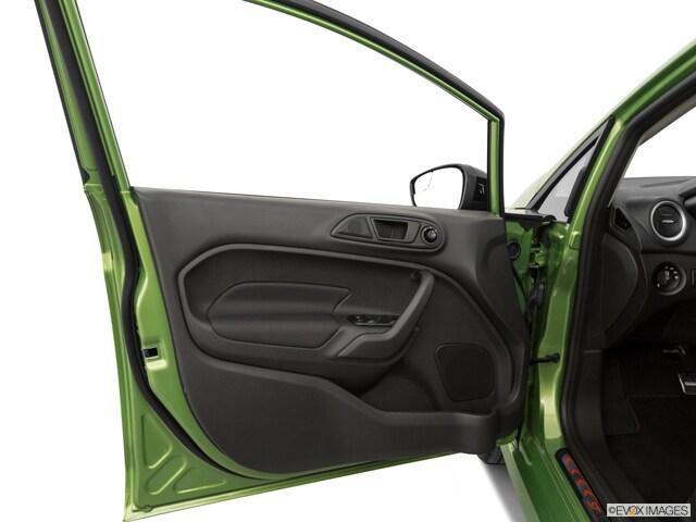 2019 Ford Fiesta Hatchback