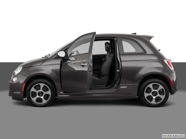 2019 FIAT 500e Hatchback